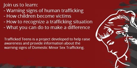 Copy of Human Trafficking (Teens) tickets