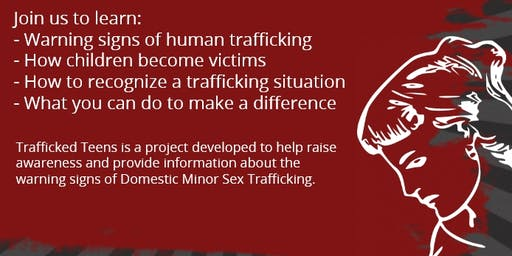 Copy of Human Trafficking (Teens)