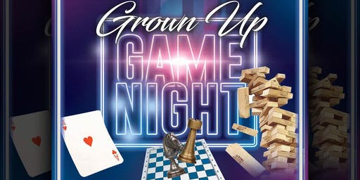 ULYPMT's Grown Up Game Night