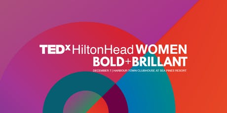 TEDxHiltonHead Women 2019 tickets