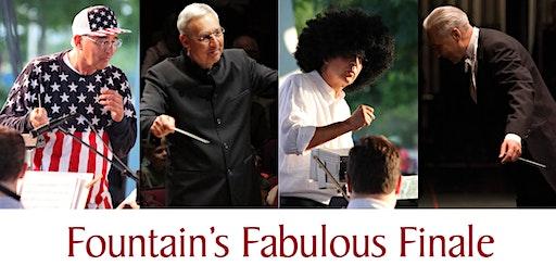 Fountain's Fabulous Finale