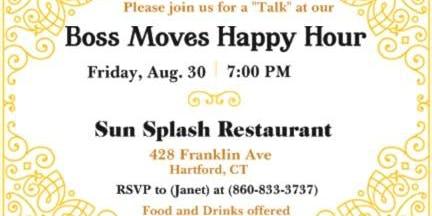 Boss Moves Happy Hour Talk