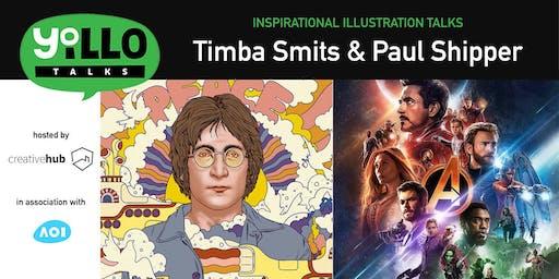 Paul Shipper and Timba Smits - Yo Illo Talk