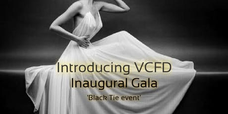 Introducing VCFD - Inaugural Gala tickets