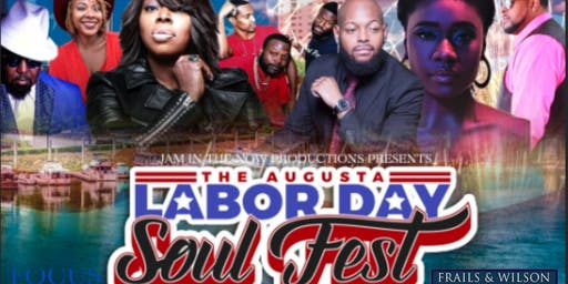The Augusta Labor Day Soul Fest...Featuring Angie Stone