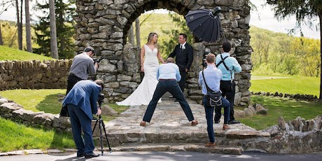 Breaking into the Wedding Industry: Tips for Assistants & Second Shooters tickets