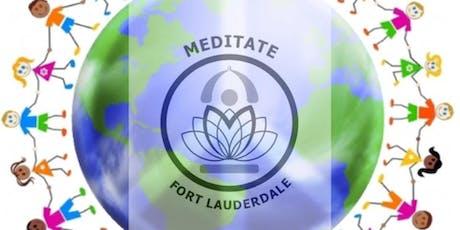 Mindful Mondays Kids Club at Meditate tickets