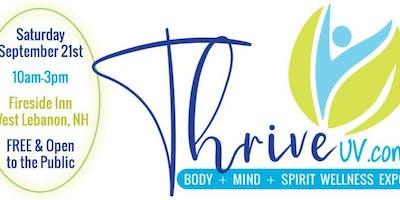 Thrive UV - Body, Mind, and Spirit Wellness Expo