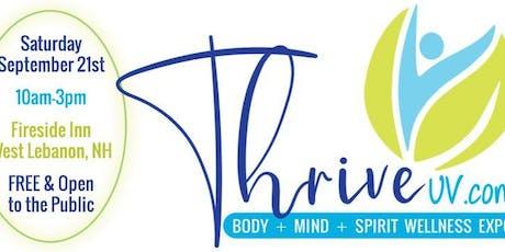 Thrive UV - Body, Mind, and Spirit Wellness Expo tickets