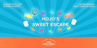 HoJo's Sweet Escape Pop-Up