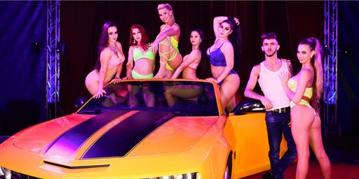 Planet Circus Presents Uncovered! Adult show, don't miss out!!