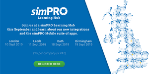 simPRO Learning Hub   London