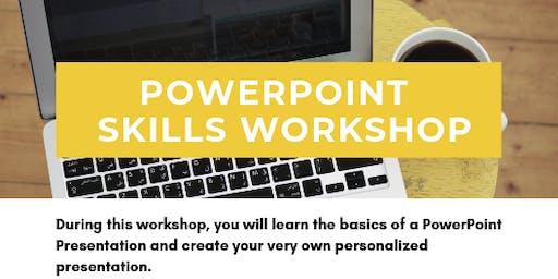 PowerPoint Skills Workshop