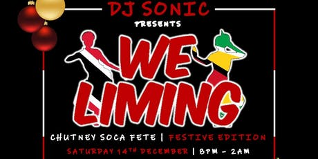 WE LIMING - FESTIVE EDITION tickets