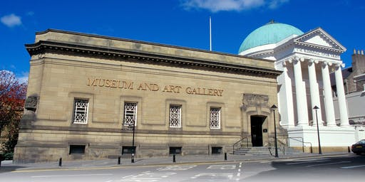Doors Open Day Tour - Perth Museum and Art Gallery
