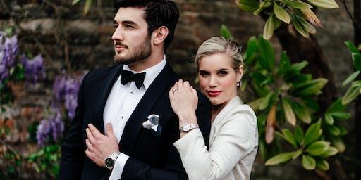 Burrells presents SWAG Luxury Pop-Up Boutique at BLUEWATER Wedding Fair