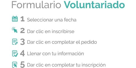 Voluntariado Holcim: Lourdes biglietti