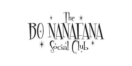 "Bo Nanafana presents ""Send In The Clowns"" Killer Swing & Bass for Halloween tickets"