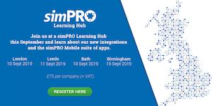 simPRO Learning Hub   Birmingham