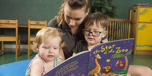 Early Learning Network: Building Relationships Through Stories & Songs