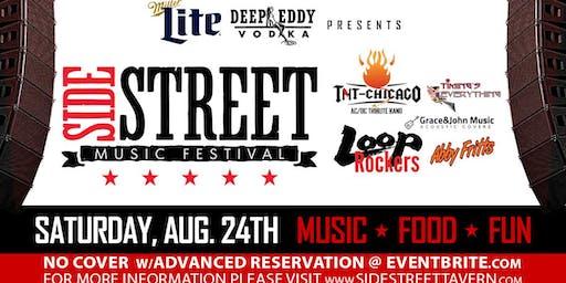 Side Street Music Fest