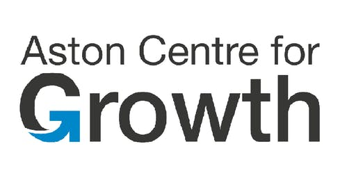 Growth Hub Scale Up Workshop and Clinic with Aston University
