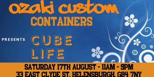 Ozaki Custom Containers Presents CUBE Life