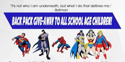 Finding Your Superhero  Superhero Saturday