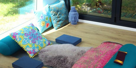 Sunday Switch Off Restorative Yoga and Relaxation tickets