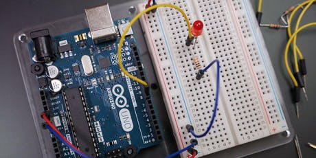 Intro to Arduino: Sensors and Input/Output tickets