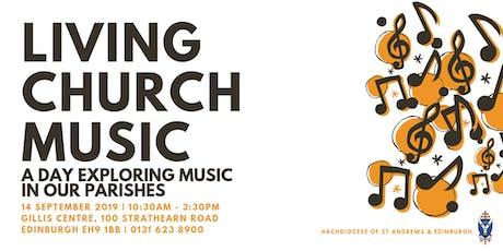Living Church Music tickets