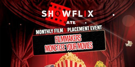 Show Flix ATL Film Placement Event tickets