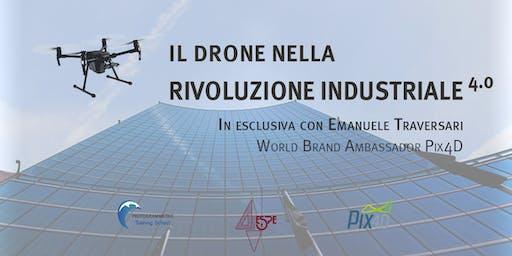 Il drone nella rivoluzione industriale 4.0 - Lombardia