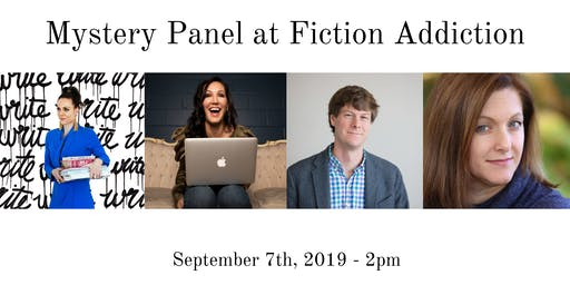 Mystery Panel with Rea Frey, Kimberly Belle, Jon Sealy, Lynn Blackburn