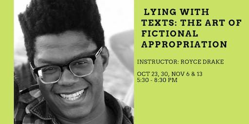 Cooper Street: Lying with Texts (The Art of Fictional Appropriations)