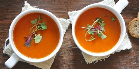Soups and Herbs: The Art of Broth tickets