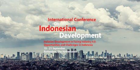 International Conference on Indonesian Development 2019 tickets