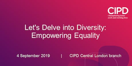Let's Delve into Diversity: Empowering Equality tickets