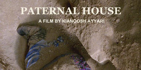 Toronto - The Paternal House / Iranian movie tickets
