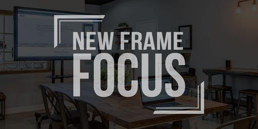 New Frame Focus on Digital Fundraising for Nonprofits