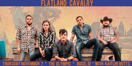 FLATLAND CAVALRY + Kaitlin Butts tickets