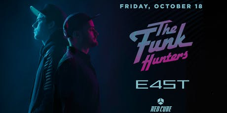 THE FUNK HUNTERS tickets