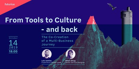 From Tools to Culture - and back: The Co-Creation of a Multi-Business Journey tickets