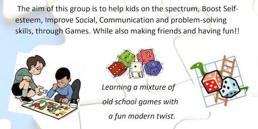 Spectrum Kids Gaming Group