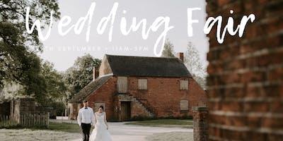 The Autumn Wedding Show at Calke Abbey
