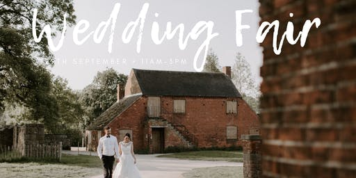 The Autumn Wedding Show at Calke Abbey
