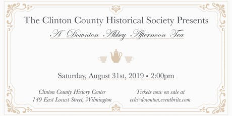 Downton Abbey Tea Party Fundraiser tickets