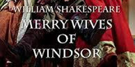 Stratford Ontario - Merry Wives of Windsor tickets