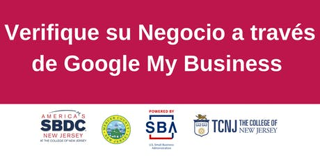 Verifique su Negocio a través de Google My Business  tickets
