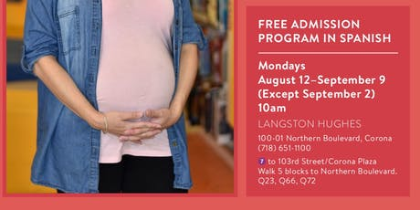 Free Prenatal Classes tickets
